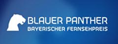 Blauer Panther Logo